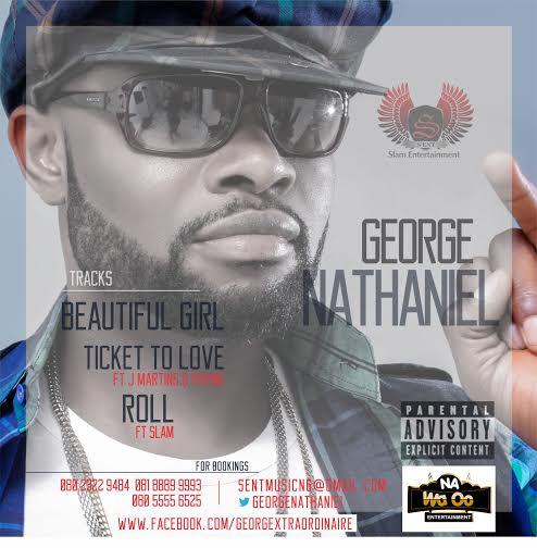 George-Nathaniel-Singles-Art