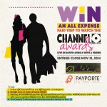 #CHOAMVASuperfan! Win All Expense Paid Trip With A Friend To The Channel O Africa Awards In South Africa