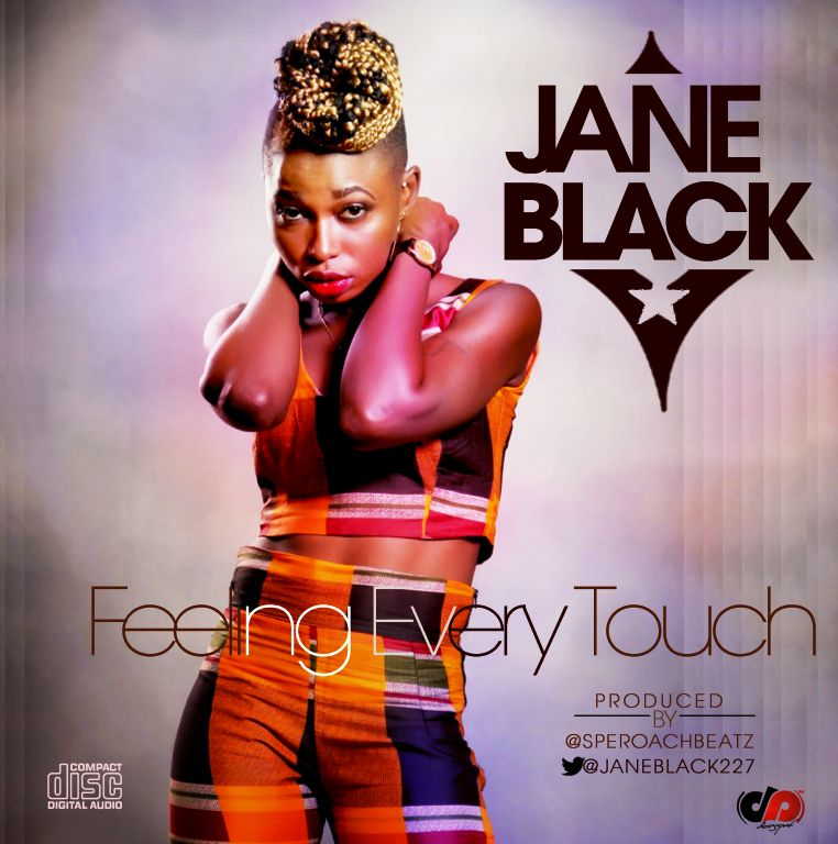 Jane Black - Feeling Every Touch -Art