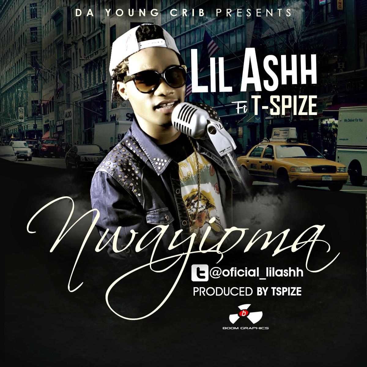Lil Ashh - Nwanyioma ft. Tspize-Art (2)