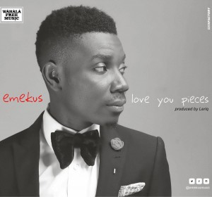 Love You Pieces - Emekus