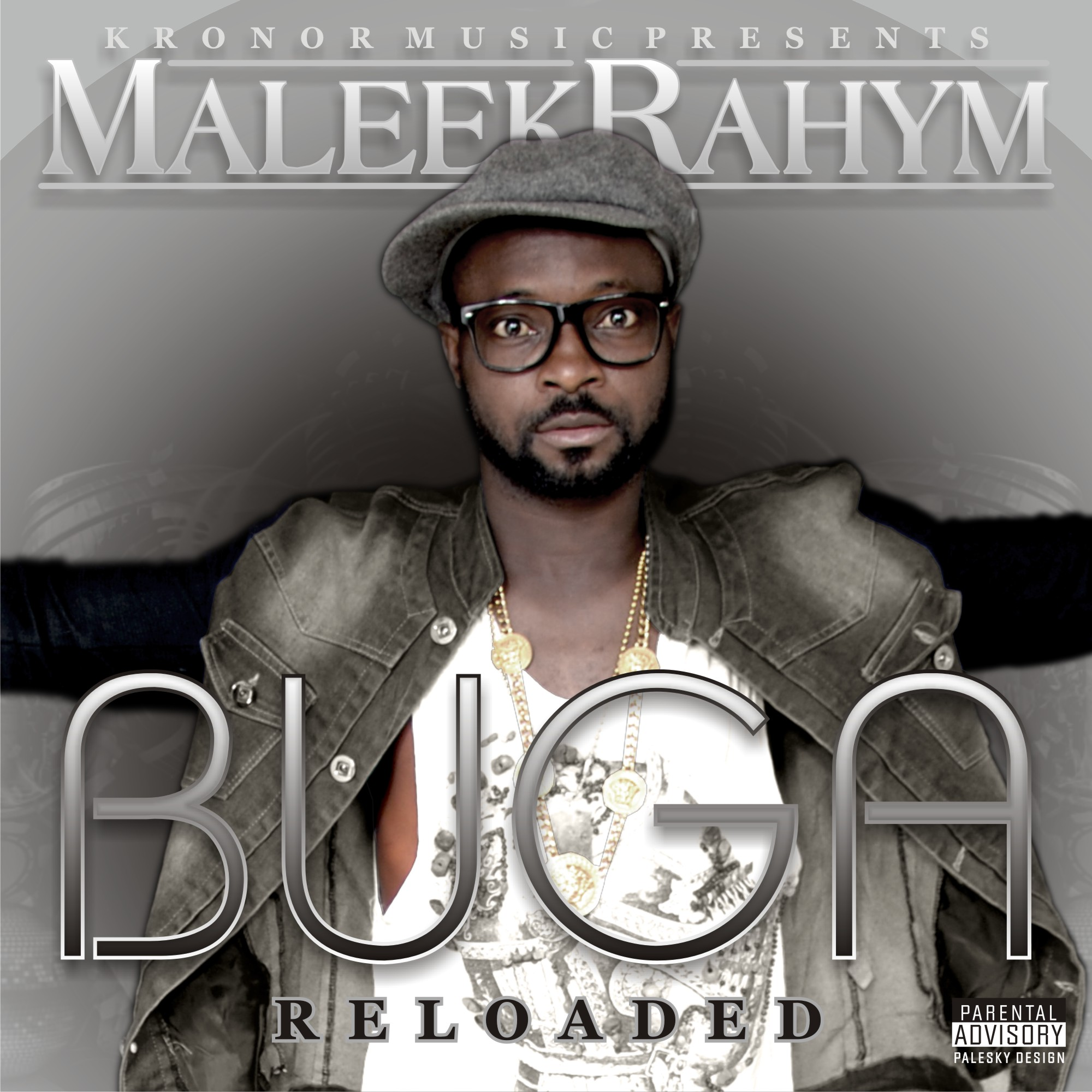 Maleek Rahym - Buga (Reloaded)-Art