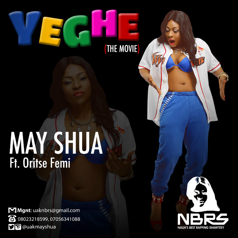 May Shua - Yeghe ft. Oriste Femi [Video Poster]