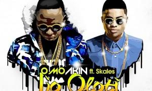 Omo-Akin-Skales-Ijo-Oloti-Remix-Art