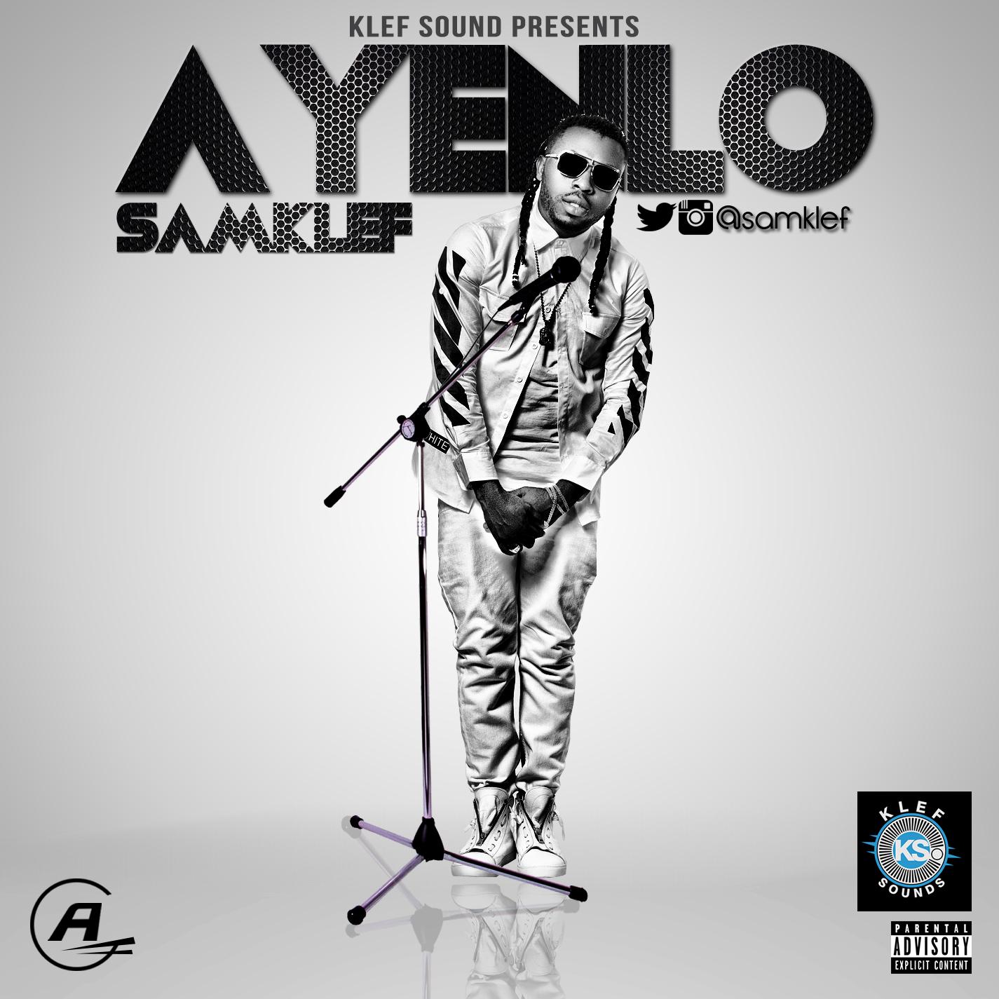 SAMKLEF AYENLO B&W