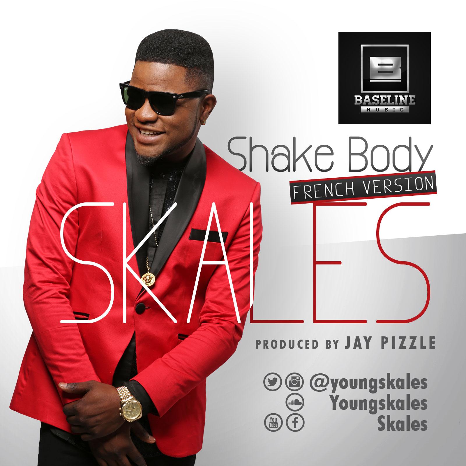 Shake Body (French)