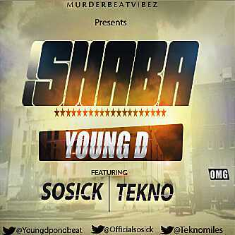 Young D- Shaba -Art