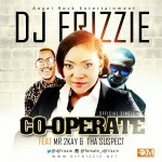 DJ Frizzie – Co-operate ft. Mr 2Kay & Tha Suspect