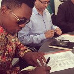 It's a Happy Day as Patoranking Snags Endorsement Deal