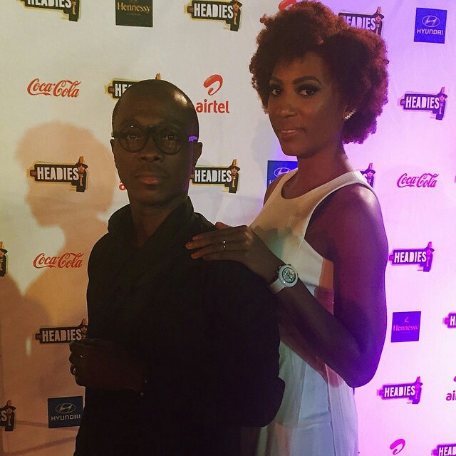 2014headies-agwu&wife-tooxclusive