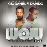 VIDEO: Kiss Daniel – Woju (Remix) ft. Davido (Studio Session)