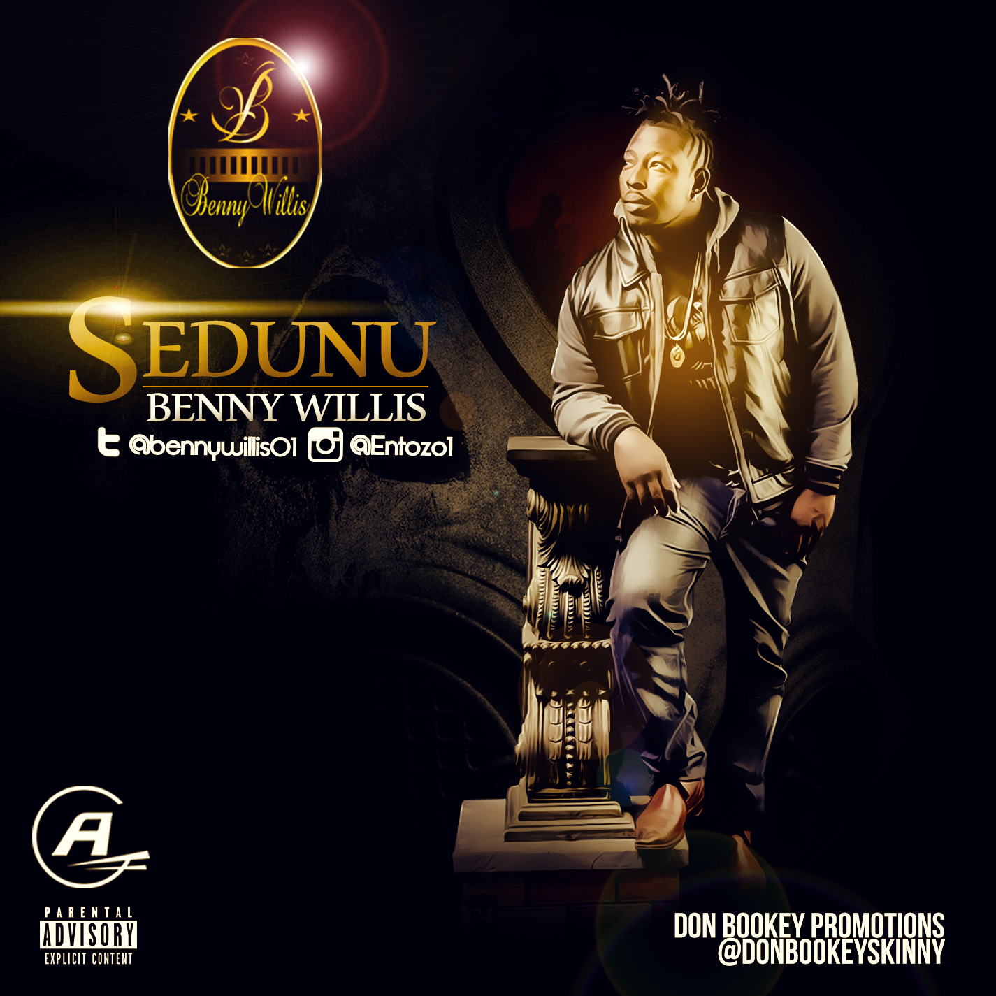 Benny Willis - Sedunu ARTWORK