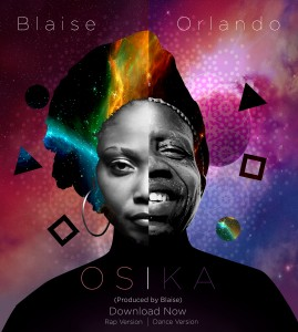 Blaise Orlando Julius new song poster