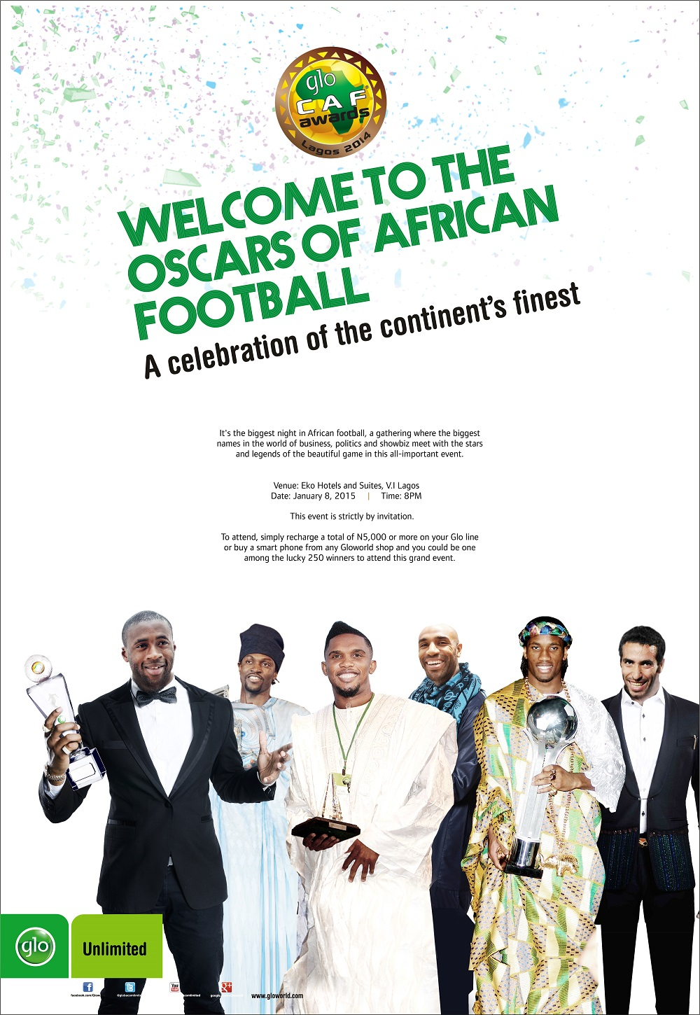 CAF Awards Full page FA 101214