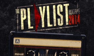 DJ Consequence - The Playlsit 2014 Mixtape - Art
