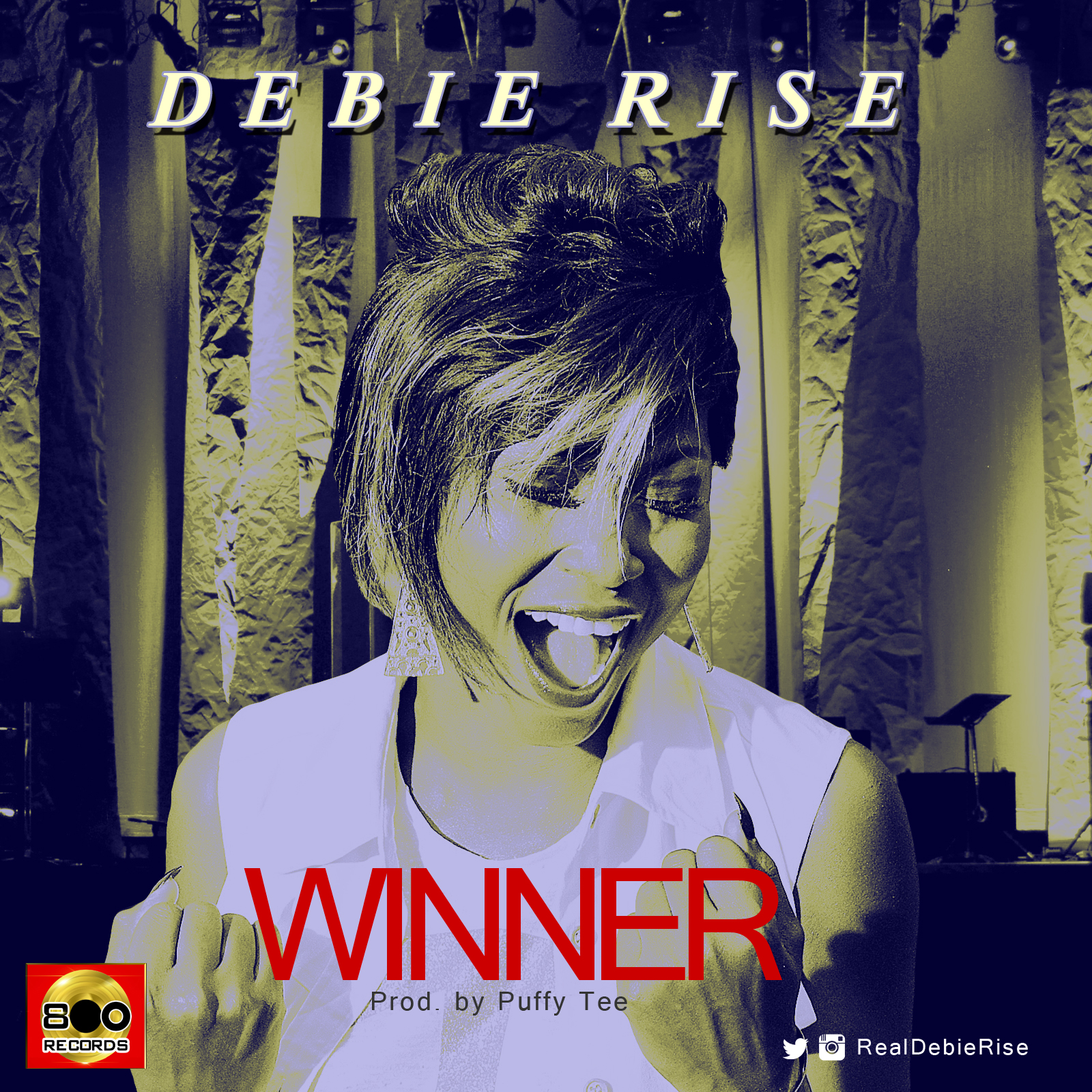 Debbie Rise - Winner=Art