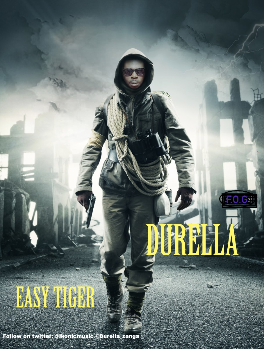 Durella - Easy Tiger -Art