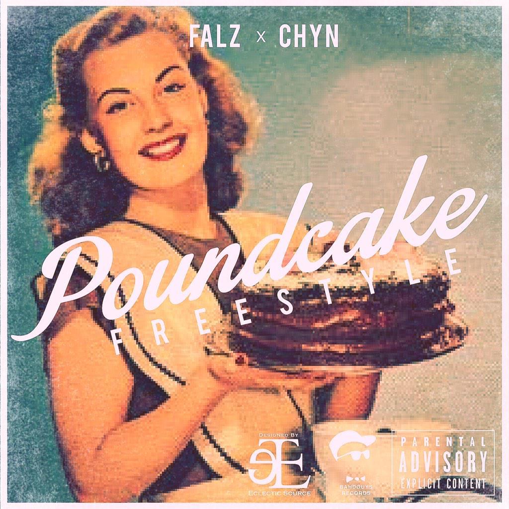 Falz x Chyn - Pound Cake (Freestyle)-Art