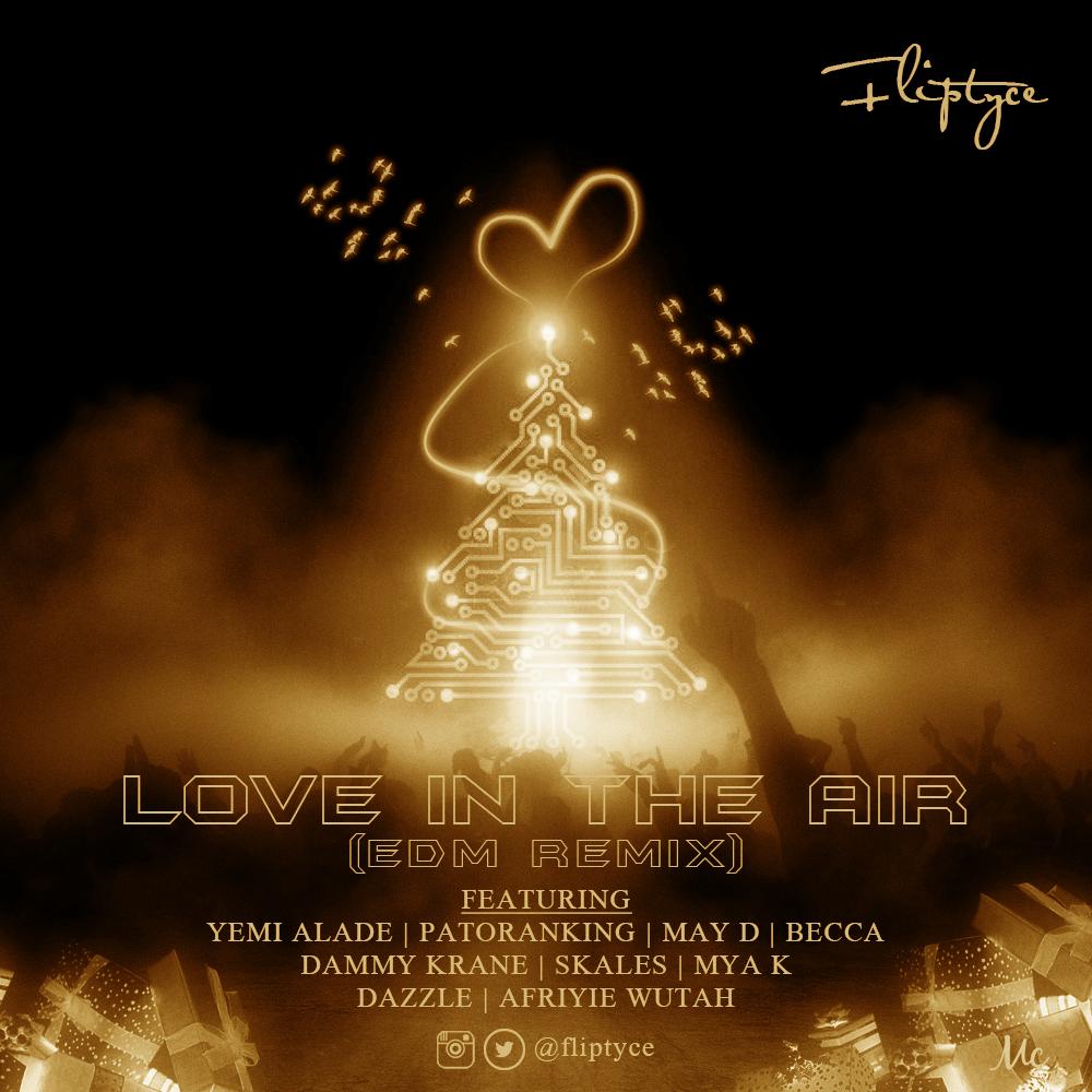 Fliptyce - Love In The Air (EDM Remix)-Art