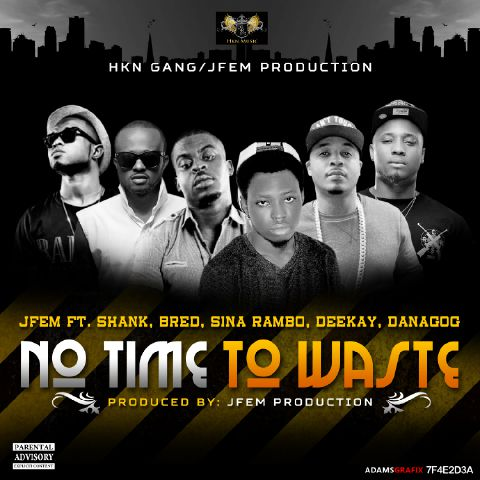 J Fem - No Time To Waste -ART