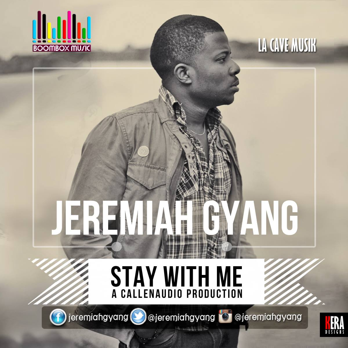 Jeremiah Gyang - Stay With Me-Art