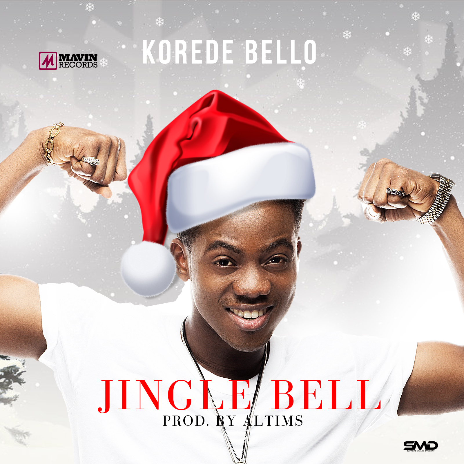 Korede Bello - Jingle Bell-ART_tooXclusive.com