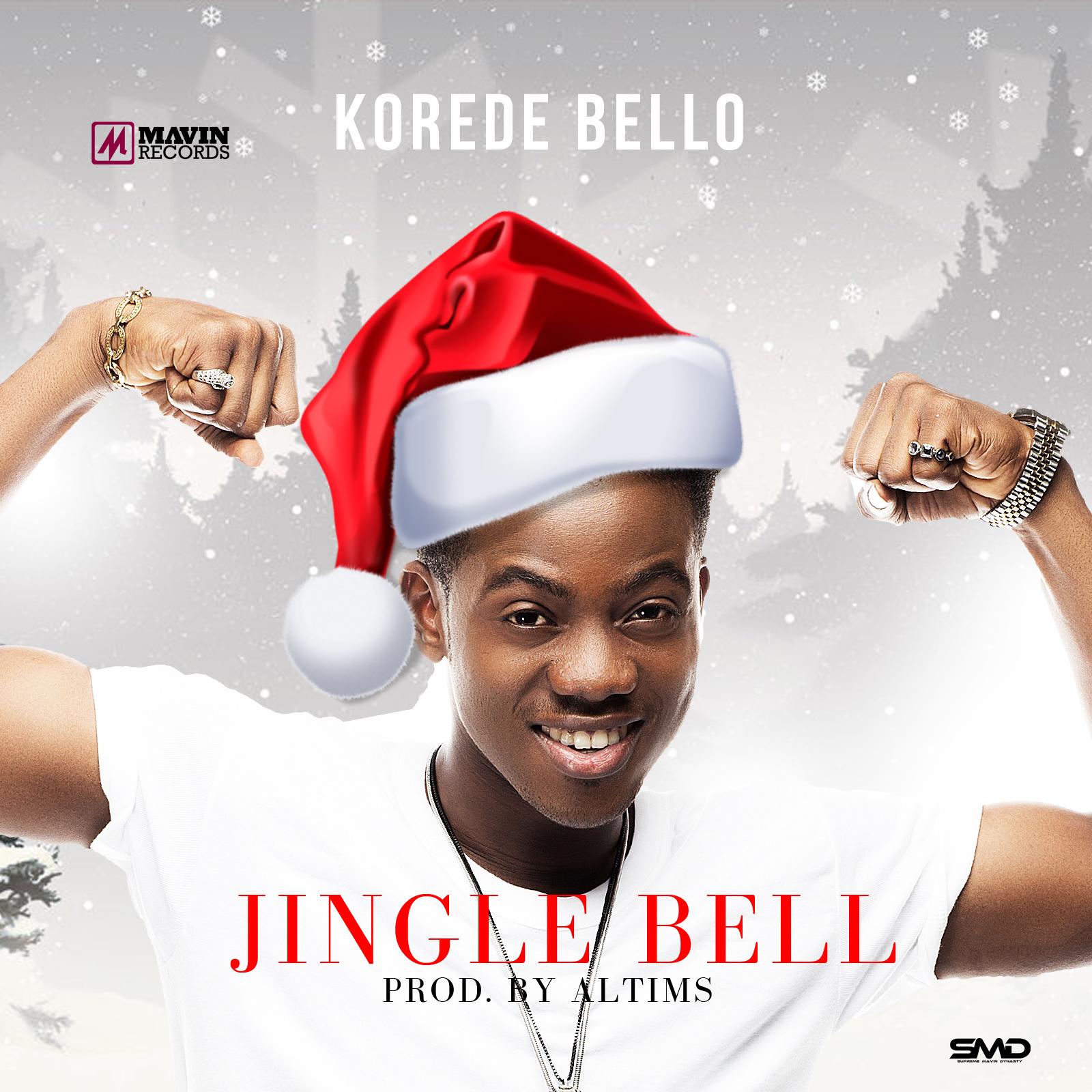 Korede Bello - Jingle Bell-ART_tooXclusive.com