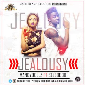 MandyDollz - Jealousy ft. Selebobo-Art-tooXclusive.com