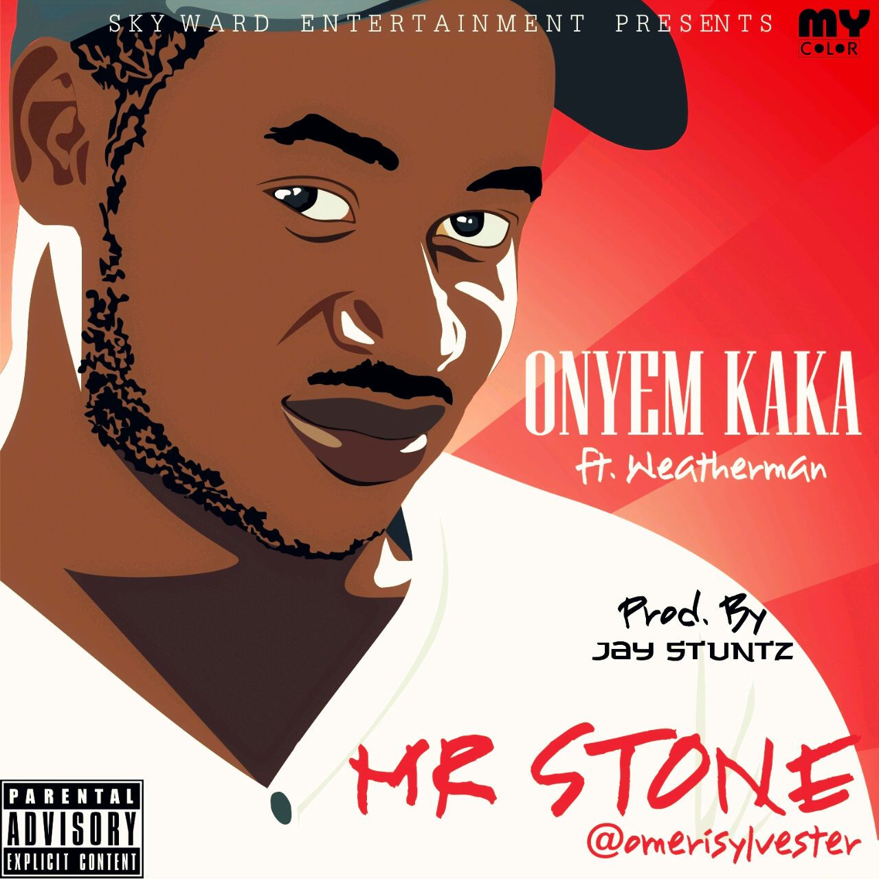 Mr Stone - Onyem Kaka ft. Weatherman-Art