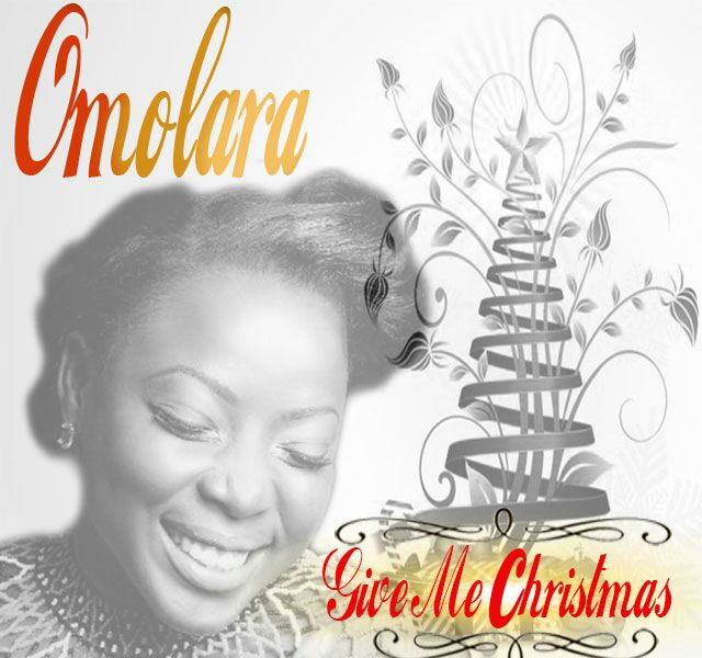 Omolara-Give-Me-Christmas-Art