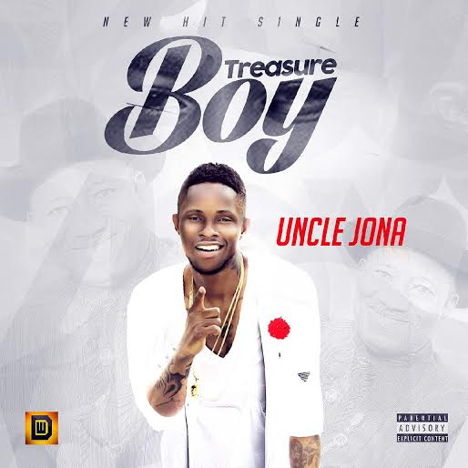 Treasure Boy - Uncle Jona-Art