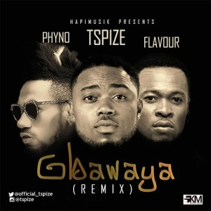 Tspize-Phyno-Flavour-gbawaya-remix-