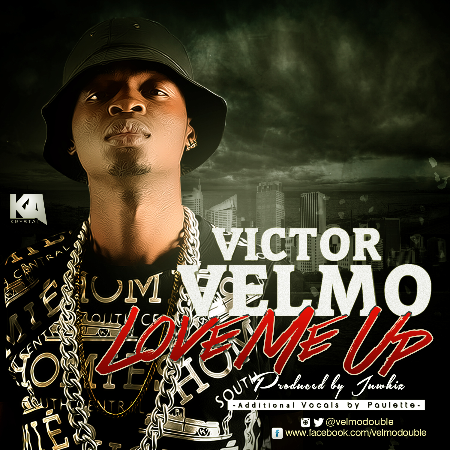 Victor Velmo - Love Me Up-