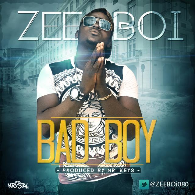 Zee Boi - Bad Boy - Art
