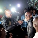 "VIDEO: 2Face & Joe EL Performing ""Hold On"" at NMVA 2014"