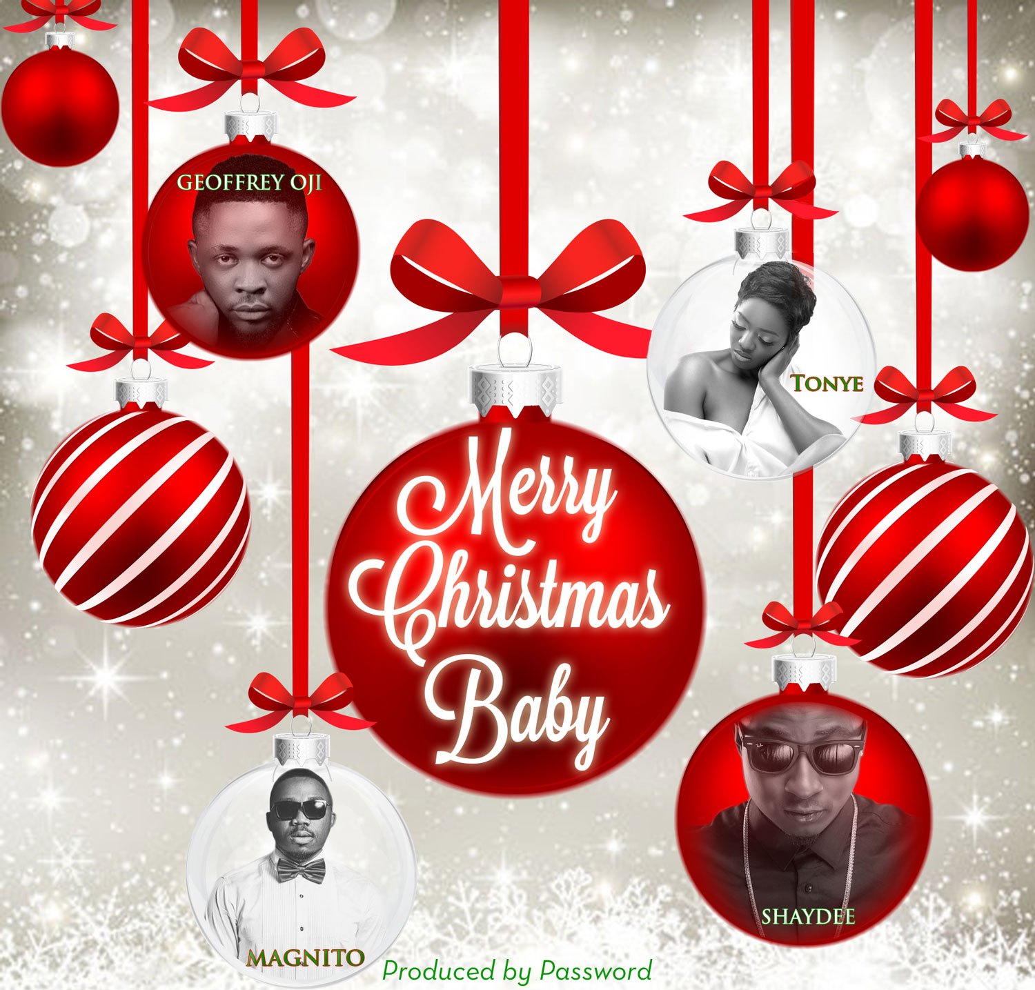 this new christmas tune merry christmas baby is an original composition that puts a modern naija pop twist to the festive season