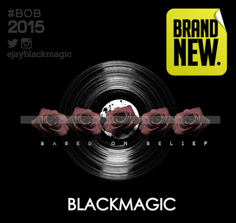 BlackMagic - Brand New-Art