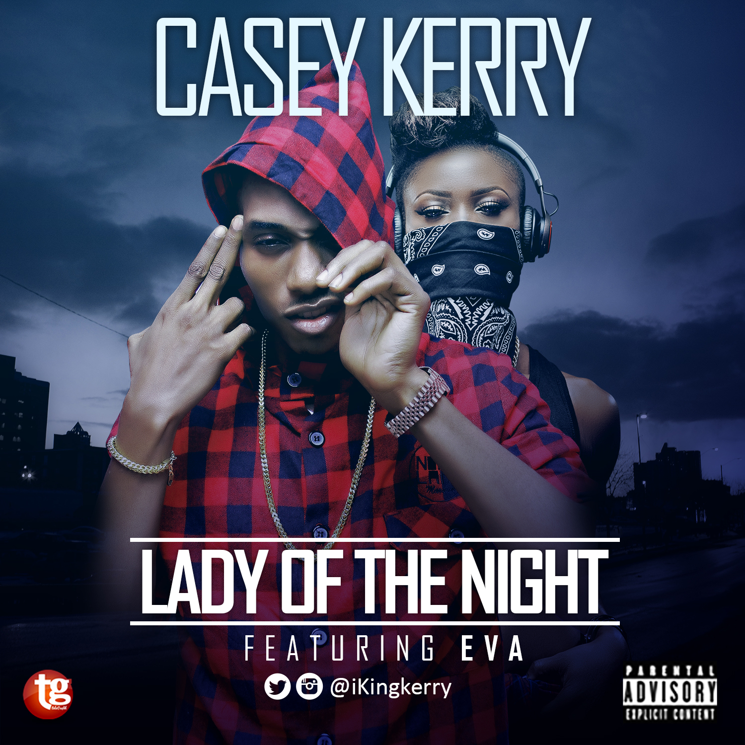 Casey Kerry - Lady Of The Night ft. Eva-Art