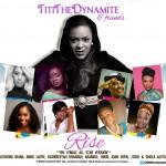 Titi – Rise ft. Muna, Nikki Laoye, Aramide, J'odie & …