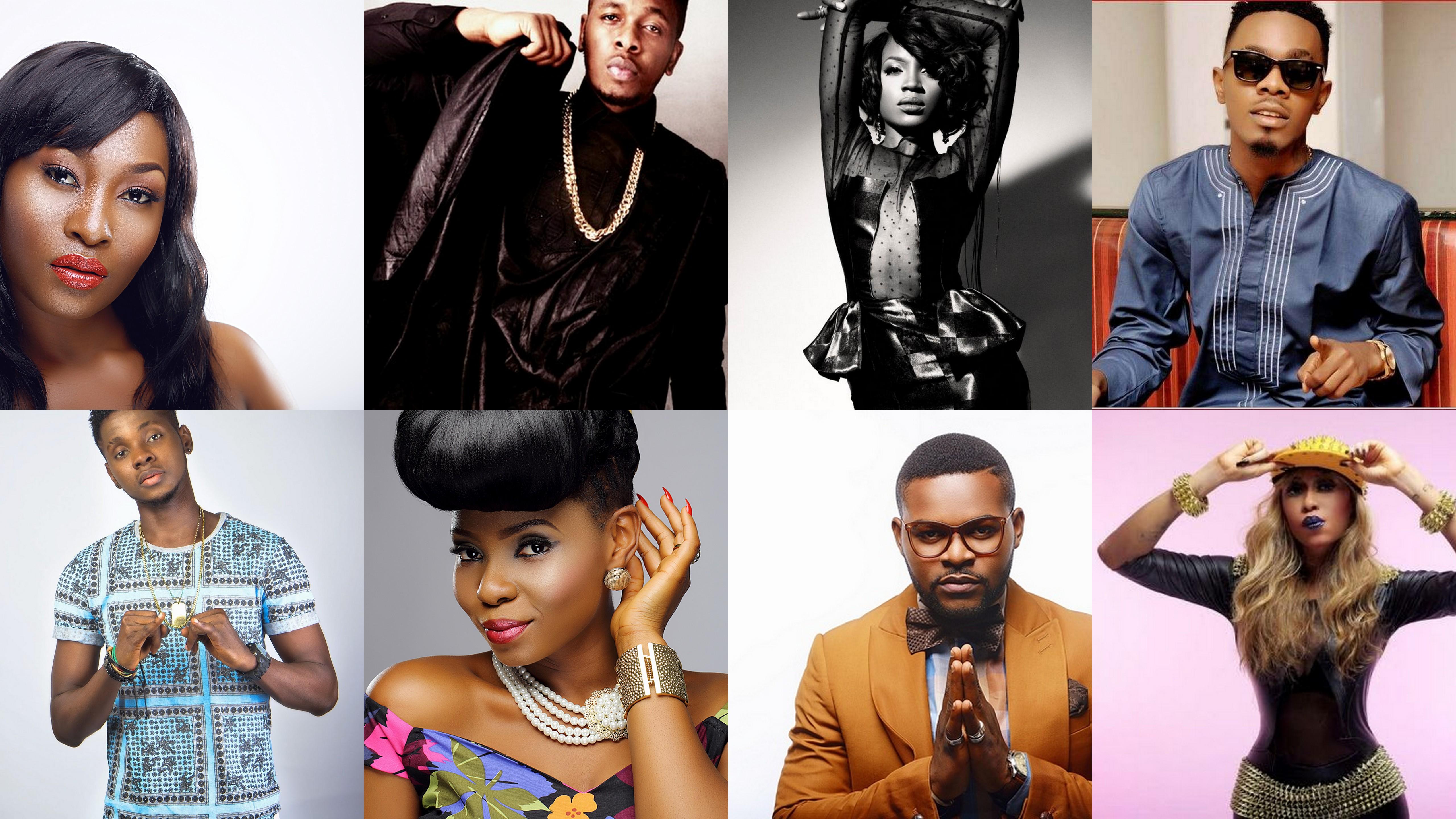 Nigerian artistes to watch in 2015