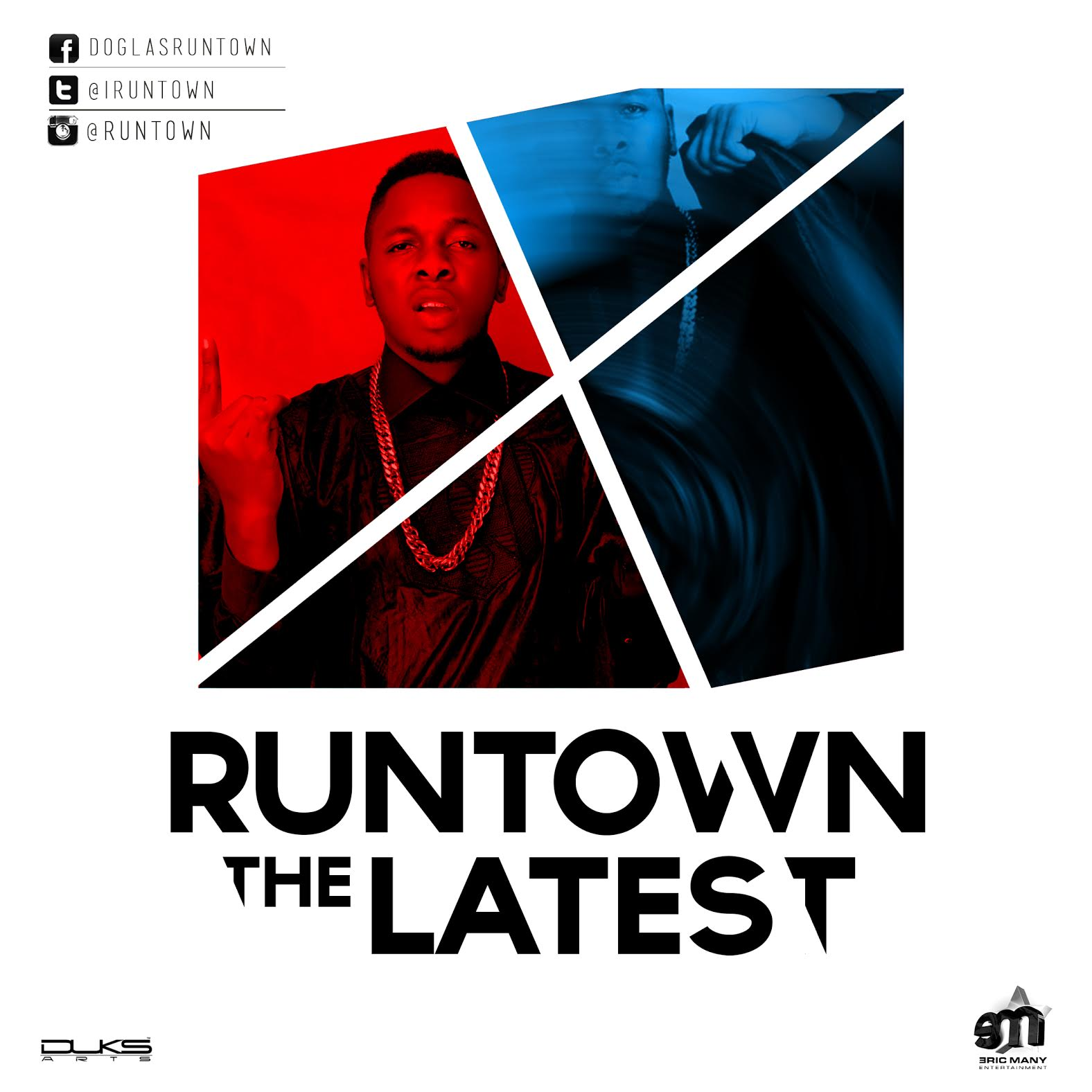 Runtown - The Latest-Art