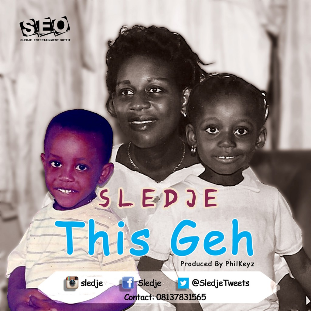 Sledje - This Geh Art