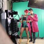 B-T-S Photos – Yemi Alade – Taking Over Me ft. Phyno