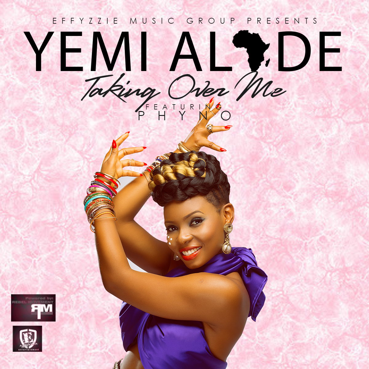 Yemi Alade - Taking Over Me ft  Phyno (Prod by