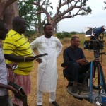 BTS Pictures: J Martins – Time Is Now ft. Youssou N'dor