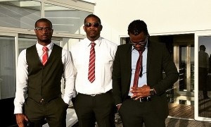 P Square – Collabo Ft. Don Jazzy , Watch Behind The Scenes Footage