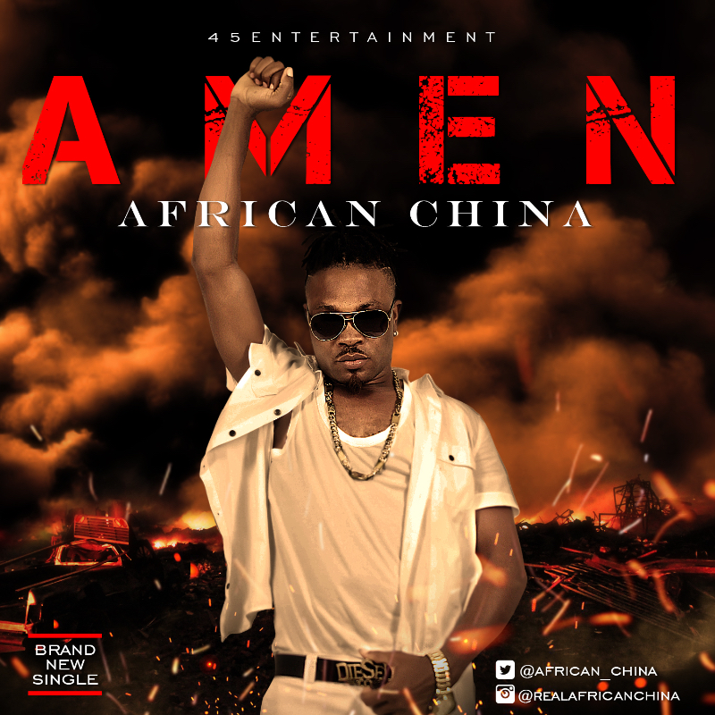 African China – Amen-Art