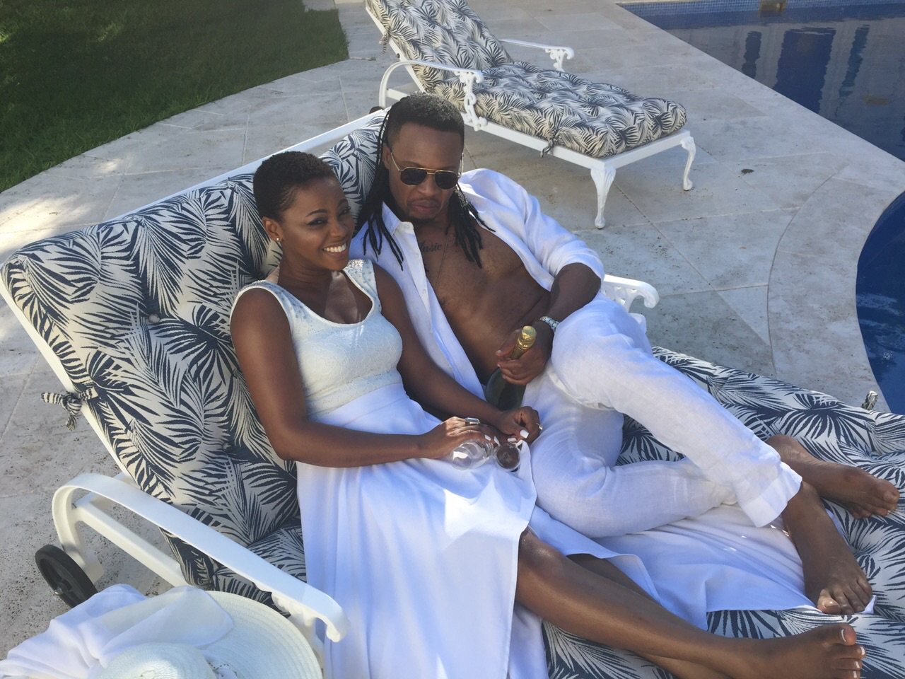 Image result for Flavor and chidinma hot