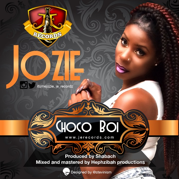 Jozie - Choco Boi-Art