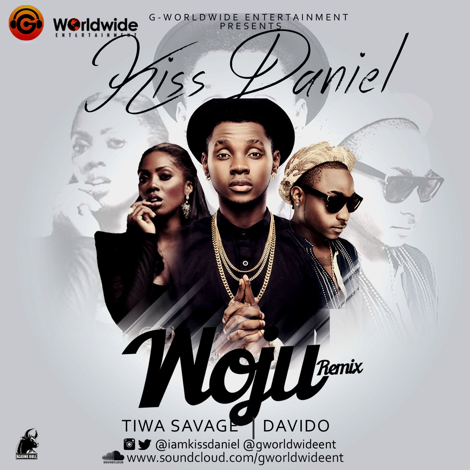kiss daniel ft davido tiwa savage